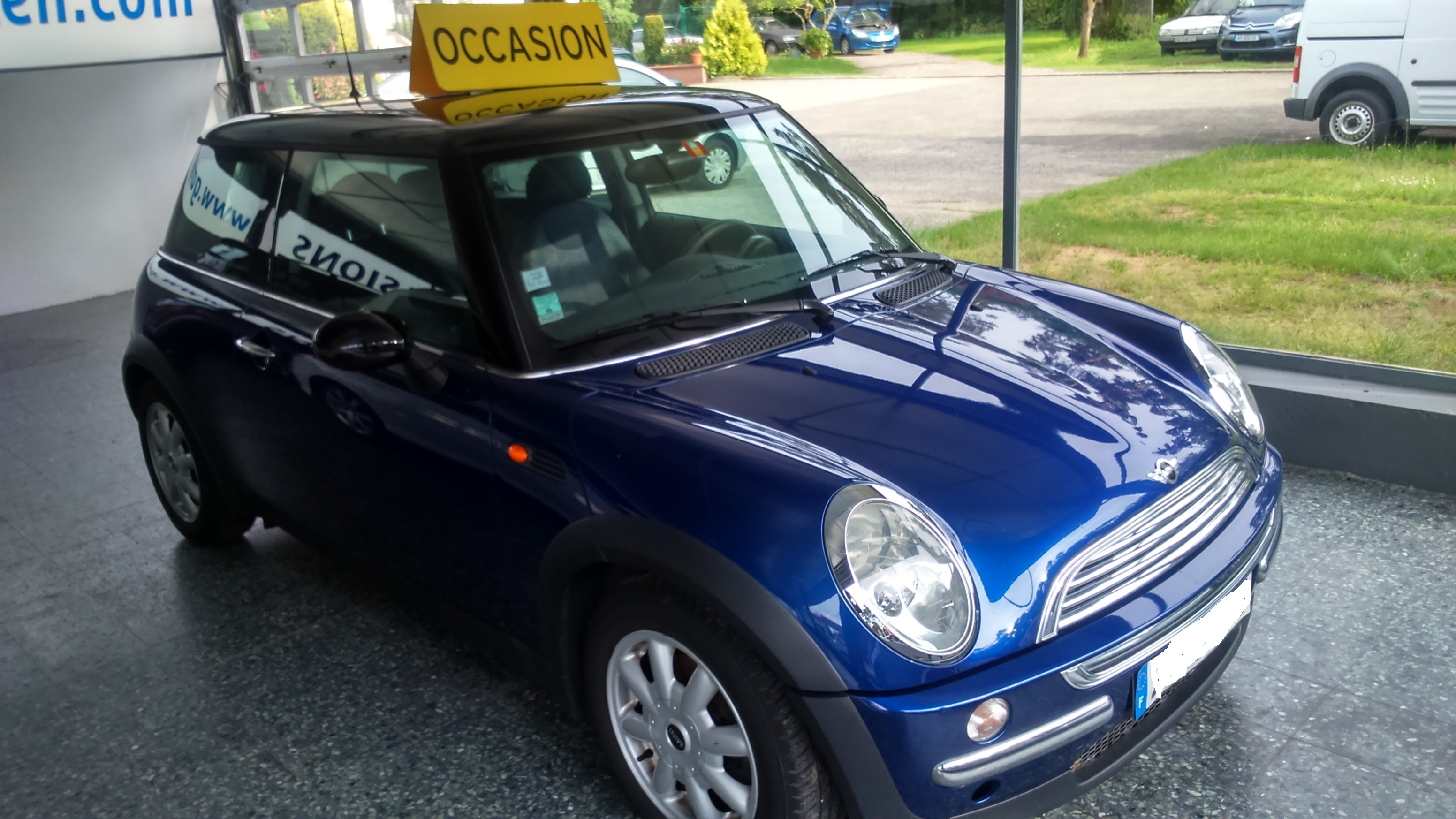 occasion arrivage mini cooper garage carlen